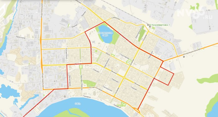 новой схемы маршрута №32