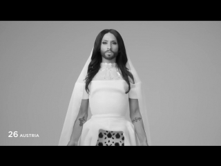 Conchita Wurst - Heroes (Austria  See. Hear. Feel 2015)