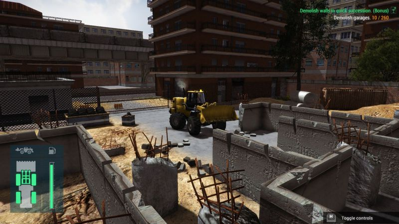 Construction Machines Simulator 2016 (2015) RePack скачать торрент