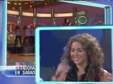 Shakira - No and Interview (Live at Sabado Gigante 2006)
