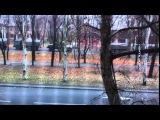 Самая большая колонна российской техники в Донецке за все время АТО 01.11.2014