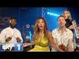 Nicole Scherzinger and Tinie Tempah Get Funked Up | Bring The Noise