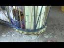 Плетём корзину из газетных трубочек узором Ромбовидная сеточка с Натальей Сорокиной