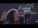 Erykah Badu 20 Feet Tall Live at Java Jazz Festival 2012