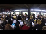 Bach in the Subways takes commuters by storm