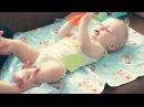 Гимнастика для детей 6 9 месяцев