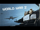 World War 2 Battle of the Coral Sea In colour