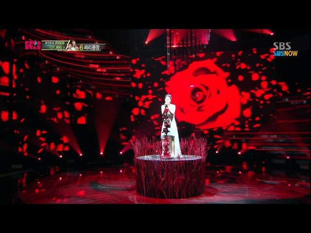 K POP STAR3 TOP8 Jang Hanna Goodbye Sadness Hello Happiness