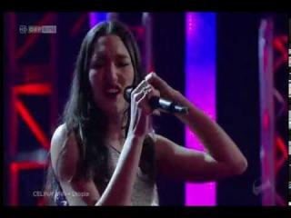 Eurovision 2015 - Austrian National Final - Celina Ann - UTOPIA