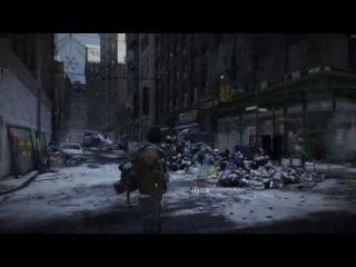 Постапокалипсис - Tom Clancy's The Division, трейлер игры