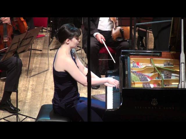 S. RACHMANINOV Rhapsody on the theme by Paganini, op.43 Ekaterina Mechetina