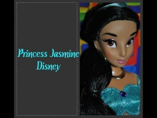 Princess Jasmine Disney Store обзор на русском