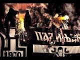 Пиро шоу фанатов Партизана 147 derbi  I Partizan -Zvezda 18.10.2014
