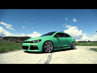 Wörthersee KFW Wagner/Scirocco/A5/Golf 4 Folierung