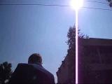 №2 Член общественной палаты Ульяновской области Александр Брагин хамит корреспондентуу