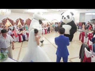 Аэромены на свадьбе!!!