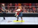 WWE John Cena vs Rey Mysterio 2015