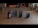 Danse Libre National Two Step Lancers at Santa Clara Vintage Waltz and Swing Weekend 2013