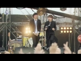 Alexandros - Song 2 (Blur cover) feat. Kawatani Enon (indigo la End) Sweet Love Shower 2014