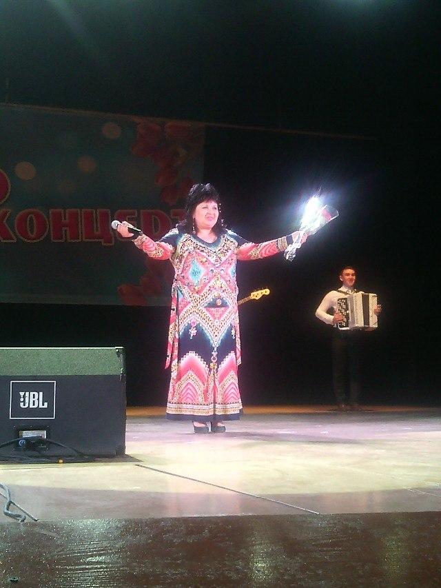 Альфина Азгамова