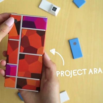 20cb52bf9c115 Google Project Ara   Модульные смартфоны   ВКонтакте