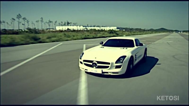 [KETOSI] GT-R vs SLS AMG vs R8 V10, 1_4 mile Drag race (드래그 레이스)