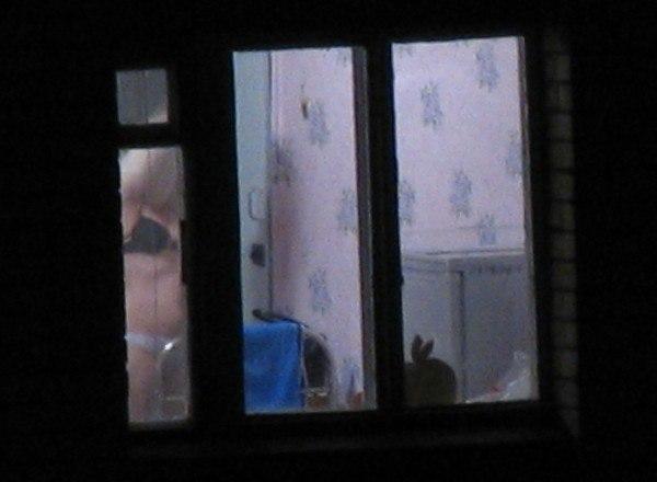 Фото подглядывание в окна 7 фотография
