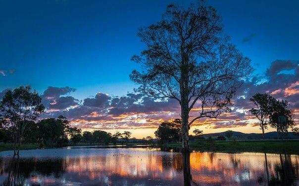 Красота заката