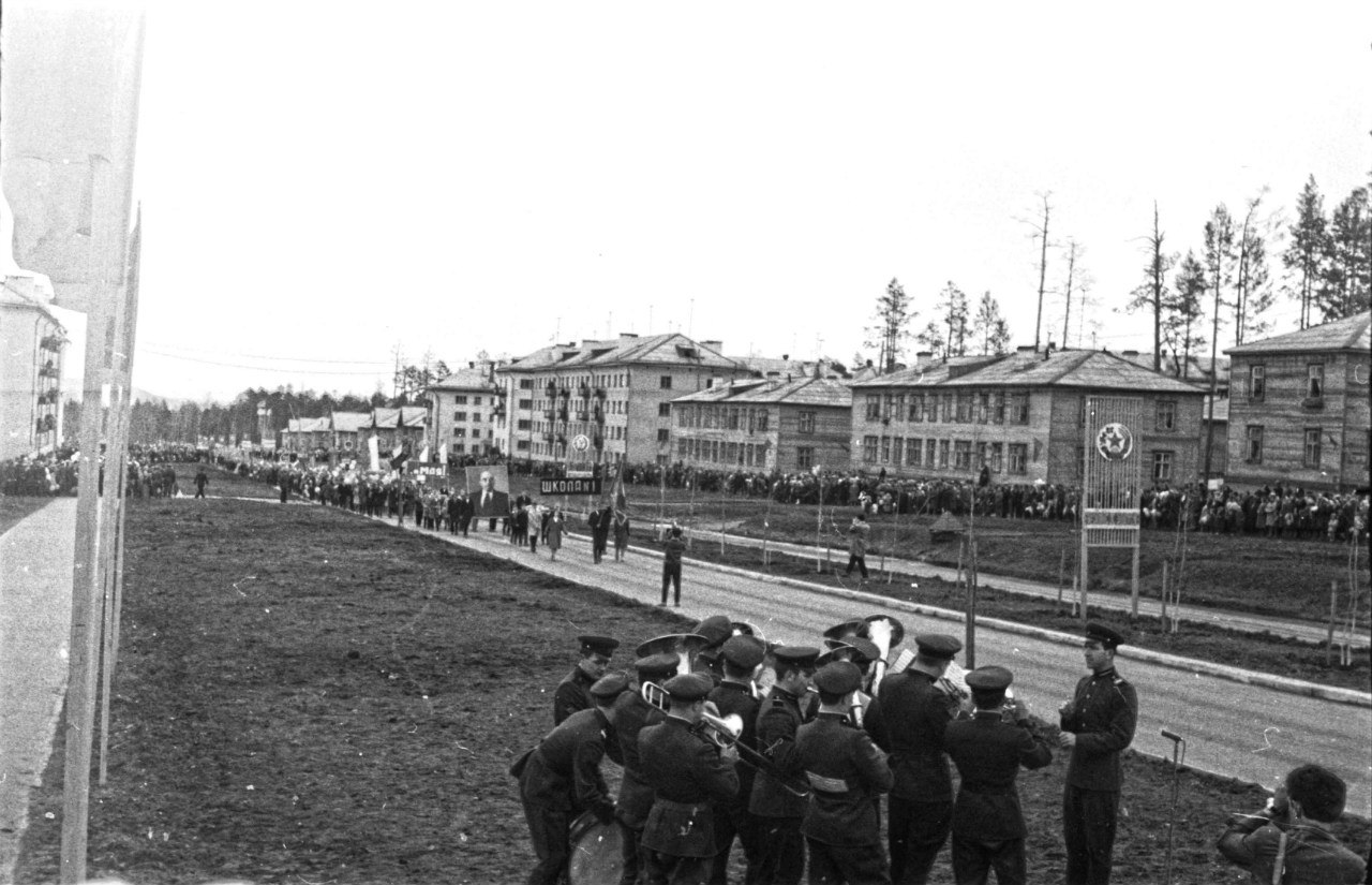 Братск (1 мая 1966 года)