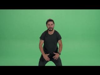 Just do it (shia labeouf)