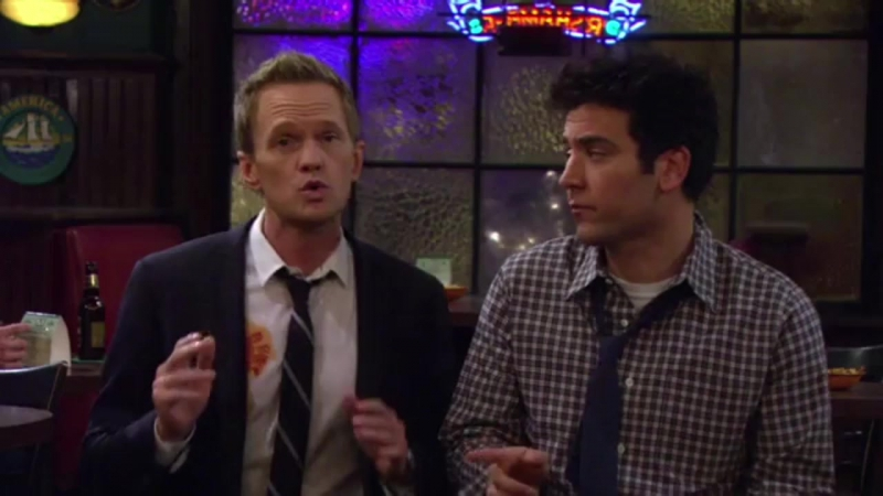 How I met your mother/for the longest time
