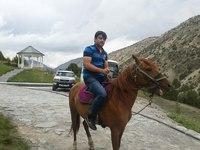 Азим Орипов, Душанбе