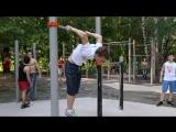Workout сбор в парке Северное Тушино