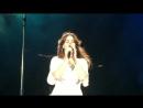 Lana Del Rey Blue Jeans Live @ Endless Summer Tour Coral Sky Amphitheatre
