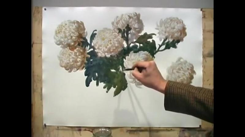 Андрияка мастер класс рисунок - Удивляй красиво