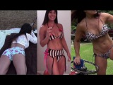 Almost 50 Year Old Inspiring Farm Girl Exercise, Equipment, Fitness Workout Compilation