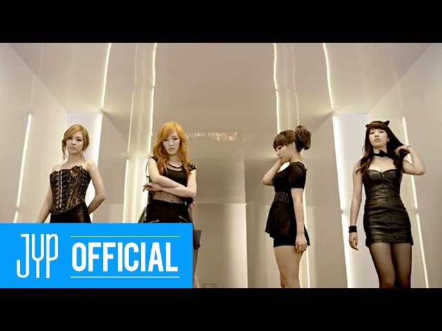 "Miss A ""Good-bye Baby"" M/V"