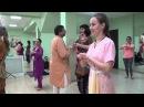Мастер-класс по индийским танцам в стиле Катхак. Гуру Ашвани Нигам 1 день, 1 часть