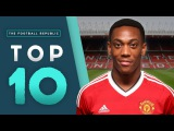 TOP 10 Most Expensive Transfers Summer 2015! | Martial, Sterling, Di María and more!