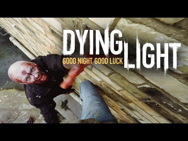 Dying Light Parkour POV Live Action Trailer