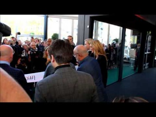 Cate Blanchett and Peter Lindbergh open the photo exhibition Timeless Portofino 3