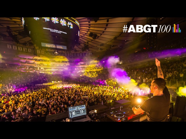 Andrew Bayer Live at Madison Square Garden (Full HD Set) ABGT100 New York