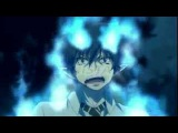 Ao no Exorcist OP 2 In My World (Jackie-O Russian Full-Version)