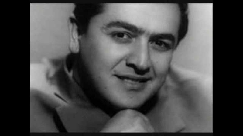 Zurab Anjaparidze sings E lucevan le stelle (in Russian)