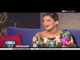 entrevista a tini Stoessel  #TiniEnLenguaViva