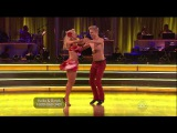 Kellie Pickler &amp Derek Hough - Samba - Week 7