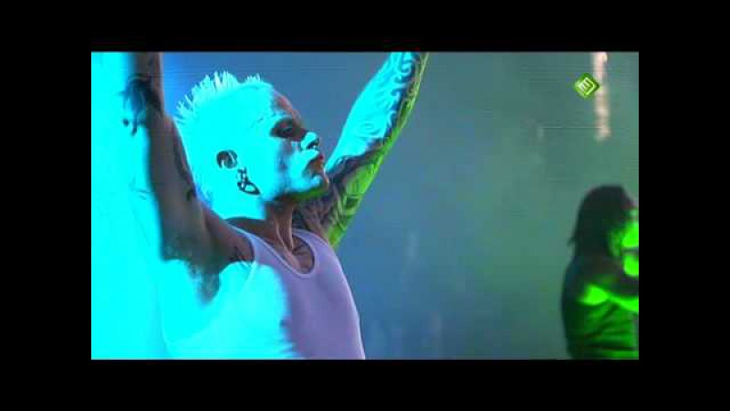 The Prodigy - Warrior's Dance (Live At Pinkpop 2010)