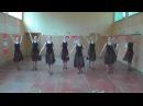 Український дівочий хоровод та козачок