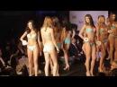 Шикарное дефиле в купальниках Финалистки Мисс Киев 2014