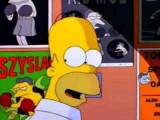 Песня про Гомера и Бэндера ( Новая версия )